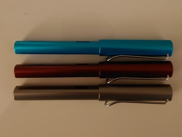 Renting out: Lamy AlStar (Various colours and nibs)