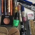 Liquidation/Wholesale Lot: 95 pieces Brand Name cosmetics Duped, Milani,Maybelline