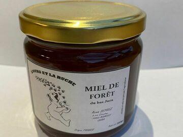 Les miels : MIEL FORET DU BAS JURA