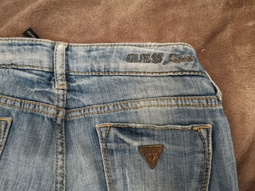 Selling with online payment: Guess Beverly Jeans