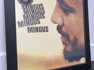 Vente: Disque vinyle encadré Mingus de Charles Mingus (Neuf)