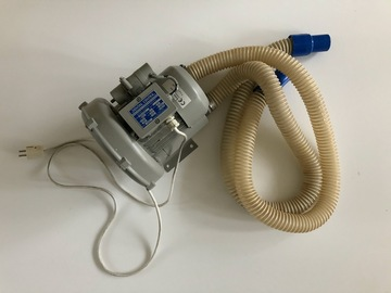 Sell: Lachgas afzuigmotor