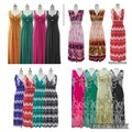 Liquidation/Wholesale Lot: 26 Womens Long Maxi Dresses with Tags