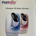 Liquidation/Wholesale Lot: Fosbaby Digital Video Baby Monitor by Foscam HD 720P Night Vision
