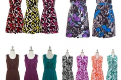 Liquidation/Wholesale Lot: 30 Womens Knee-Length Dresses NWT