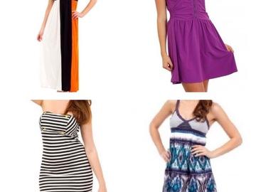 Liquidation/Wholesale Lot: 19 Juniors Dresses Mixed Styles
