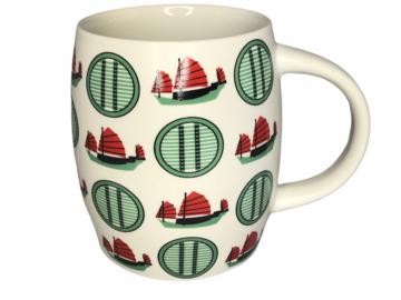 : 'TSEUNG KWAN O' Junk & Dim Sum Baskets – Ceramic Mug