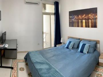 Rooms for rent: ST JULIANS - Amazing double room with Private Balcony