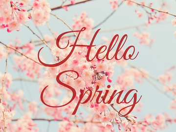 Selling: SPRING Seasonal 3 MONTH READING: Quarterly. March, April & May!