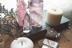 Selling: Crystal Scrying Reading: Psychic. Divination. Channeling Read