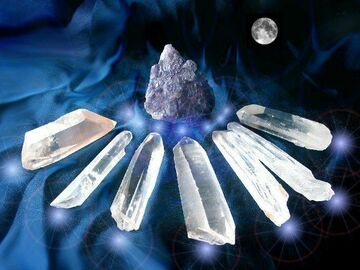 Selling: Crystal Activation Reading