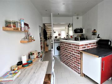 Vente: Appartement en duplex