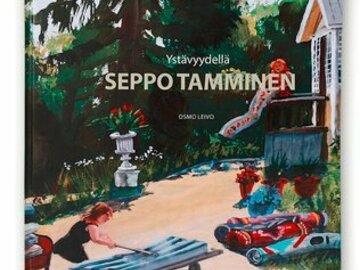 Myydään kirjakauppatavaraa: Kirja Ystävyydellä, Seppo Tamminen