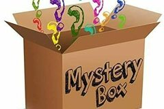 Liquidation/Wholesale Lot: Mystery Toy Box - 20 New toys Plush, Action Figures, Mystery Mini