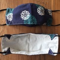 Selling with online payment: Face Mask Handmade from Japanese Furoshiki