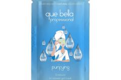 Liquidation/Wholesale Lot: 50 cents each-Que Bella In-Shower Gel Mask Facial Treatment 0.5oz