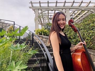 TRIAL LESSON 30 min: Cello Lessns with Amanda (30 min TRIAL LESSON)