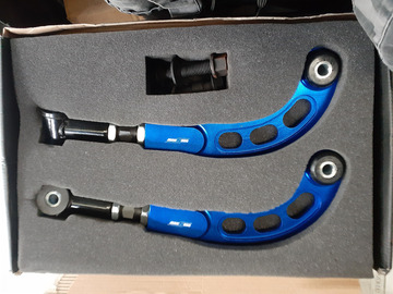 Selling with online payment: 2005-2010 Scion TC GodSpeed Rear Adjustable Camber Arms