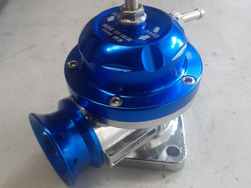 Selling with online payment: Blue Turbo Blow Off Valve