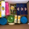 Liquidation/Wholesale Lot: Kids crafts mystery box!!