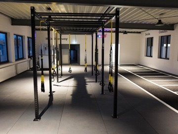 to rent gym with own price category (no calendar function): Functional Gym/ Tageskarte