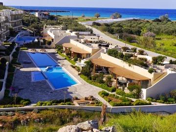 Offre: Crete Split level apartment for rent
