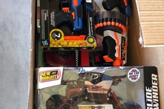 Liquidation/Wholesale Lot: Huge mixed toy mystery lot omg!!