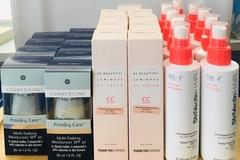 Liquidation/Wholesale Lot: Strivectin Hair , Luminous CC cream, Cosmedicine Primary Care