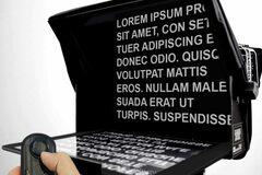 Vermieten: Teleprompter PAD iLight Pro 10''