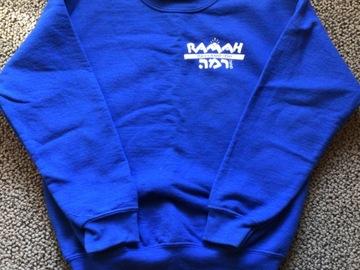 Selling A Singular Item: Day camp sweatshirt