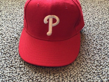 Selling A Singular Item: Fitted baseball hat