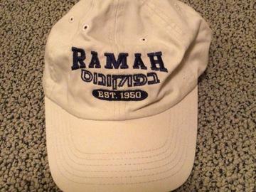 Selling A Singular Item: Ramah Poconos Hat