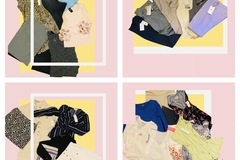 Liquidation/Wholesale Lot: Women's Halston, Calvin Klein & More All NWT $1746