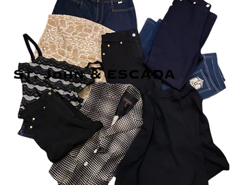 Liquidation/Wholesale Lot: Women's St. John & ESCADA All NWOT Retails @ $3000+