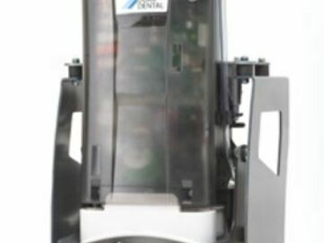 Gebruikte apparatuur: Durr CA4 amalgaamafscheider