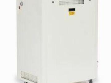 Gebruikte apparatuur: Metasys MetaCam 250 compressor met geluidskast