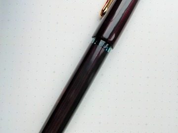 Renting out: **On Hire** Narwhal Schuylkill 365 - F nib