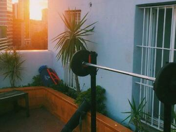 Renting with online payment: Gimnasio privado