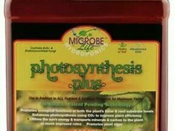 Equipment/Supply sales (w/ pricing): Photosynthesis Plus - 1 Gallon