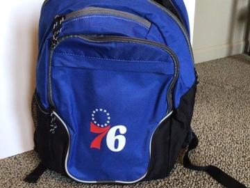 Selling A Singular Item: 76ers Backpack