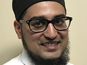 In-Person & Online: Imam/Mufti Anas Shaikh