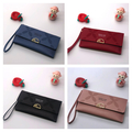 Liquidation / Lot de gros: (54) Women Assorted Continental Foldover Premium Wallets Styles-2