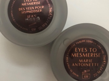 Venta: Pack sombras en crema Charlotte Tilbury