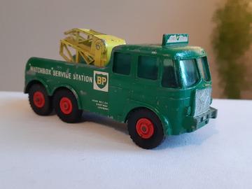 À vendre:  Camion miniature 1962 Matchbox King Size #12 Foden Breakdown