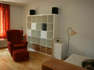 Renting out: Furnished studio apartment in Tapiola near Aalto