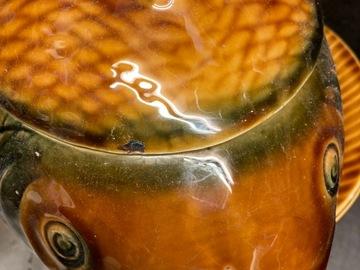 Vente: Service à poisson sarreguemines