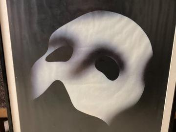 Vente: Poster le fantôme  de l'opéra