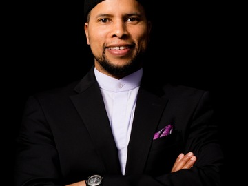 In-Person & Online: Dr. Chaplain Joshua Salaam