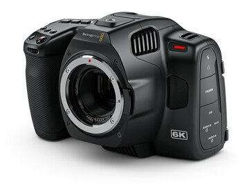 Vermieten: Blackmagic Pocket Cinema Camera 6K Pro