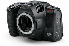 Vermieten: Blackmagic Pocket Cinema Camera 6K Pro